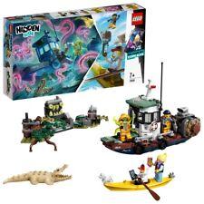 LEGO Hidden Side 70419 Wrecked Shrimp Boat Age 7+ 310pcs