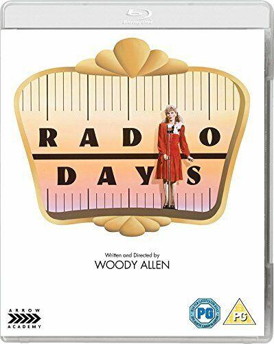 Radio Days [Blu-ray] [DVD][Region 2]