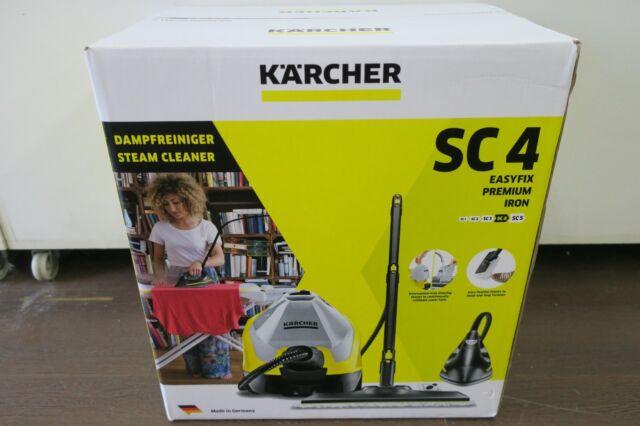 Karcher SC4 EasyFix Premium Iron Chemical Free Steam Cleaner Brand New