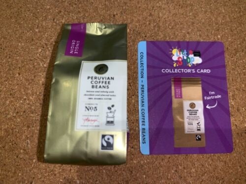 M/&S Little Shop Collectable Peruvian Coffee