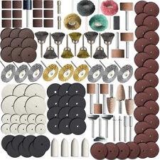 "337 Pcs 1/8"" Rotary Tool kit Set Accessory Grinding Sanding Polishing Cutting"