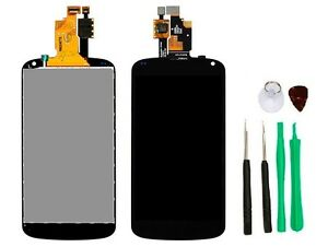 New-LG-Google-Nexus-4-E960-LCD-Touch-Digitizer-Screen-Assembly-OEM-Replacement