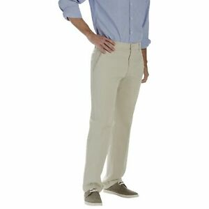 Lee-Men-s-Big-Tall-Extreme-Comfort-Straight-Leg-Pant-Stone-44x30-NL8MF-M1004
