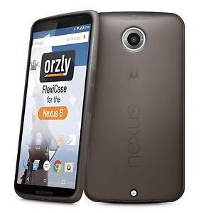 Orzly-Flexifunda-Funda-de-Silicona-Piel-para-Motorola-Nexus-6