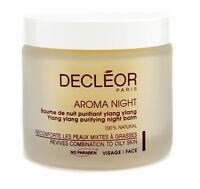NEW Decleor Aromessence Night Balm Ylang Ylang Purifying 100ml Salon Pro #da