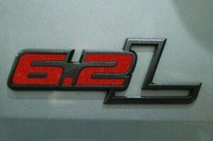 "Custom Vinyl Decal Wrap Kit for 10-14 Ford Raptor F150 /""6.2/"" Emblem Overlay RED"