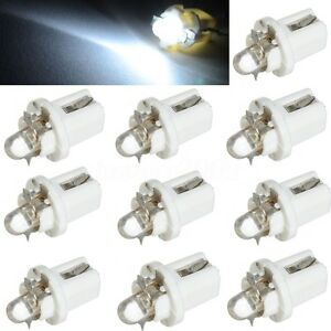 10pcs-T5-B8-5D-Compteur-Tableau-de-bord-Wedge-Ampoule-Feu-Indicateur-Lampe-Blanc