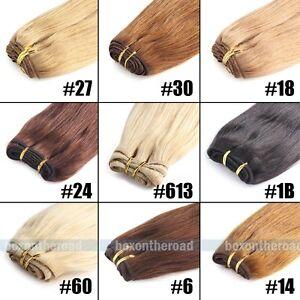 TISSAGE CHEVEUX NATURELS cheveux extension Long 100gr 40-66cm de Longueur 100g