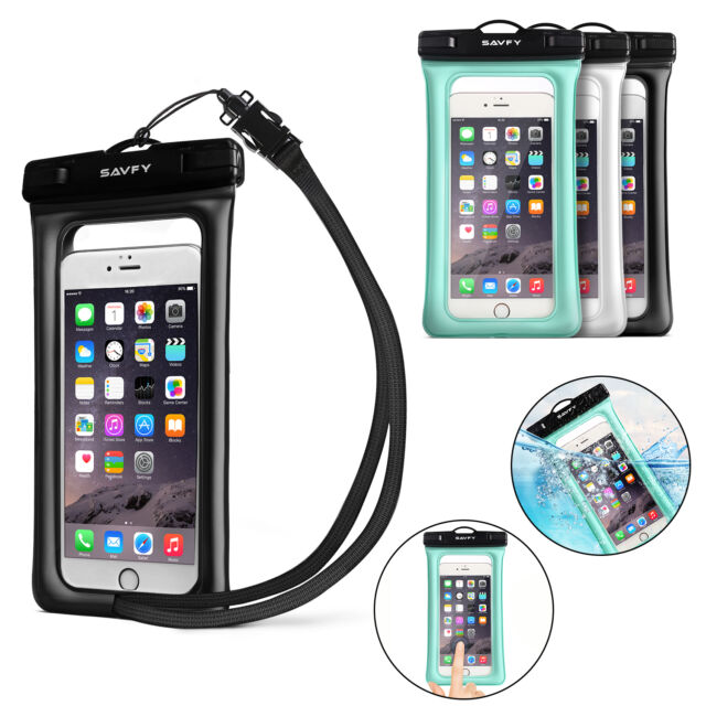 Waterproof Underwater Dry Pouch Bag Case Cover for iPhone 8 8Plus Samsung Galaxy