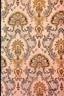 Journal Daily: Brown Classical Damask Design, Unique Stylish Lined Blank Journal Book, 6 X 9, 200 Pages, Daily Journal Notebook by Journal Daily (Paperback / softback, 2016)