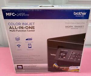Brand-New-Brother-MFC-J480dw-Wireless-Duplex-Color-Inkjet-All-in-One-Printer-MIB
