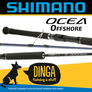 Shimano-Ocea-Offshore-7-039-9-034-36-Kg-GT-Spinning-Fishing-Rod