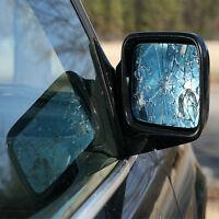 Door Mirror Glass Complete- Passenger Side For Mercedes-benz Ml320 98-01