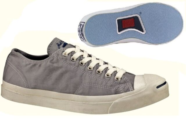 7c78083678779d Men s CONVERSE All Star JACK PURCELL GREY Low Trainers Shoes SIZE UK 11