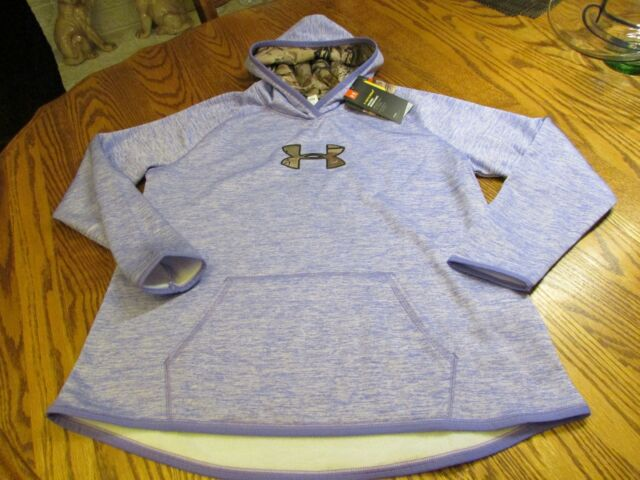 Under Armour Storm 1 Barren Series Loose Fit Cold Gear Hoodie