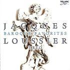 Baroque Favorites: Jazz Improvisations by Jacques Loussier Trio (CD, Sep-2001, Telarc Distribution)