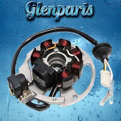 GLENPARTS Generator Magneto Stator Coil for Polaris UTV RANGER 6X6 499CC 1999 OEM 3087168