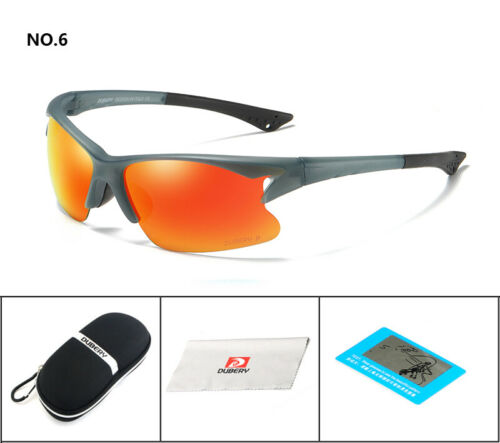 Men Women Vintage Polarized Sunglasses Riding Eyewear Shades Sport Classic UV400