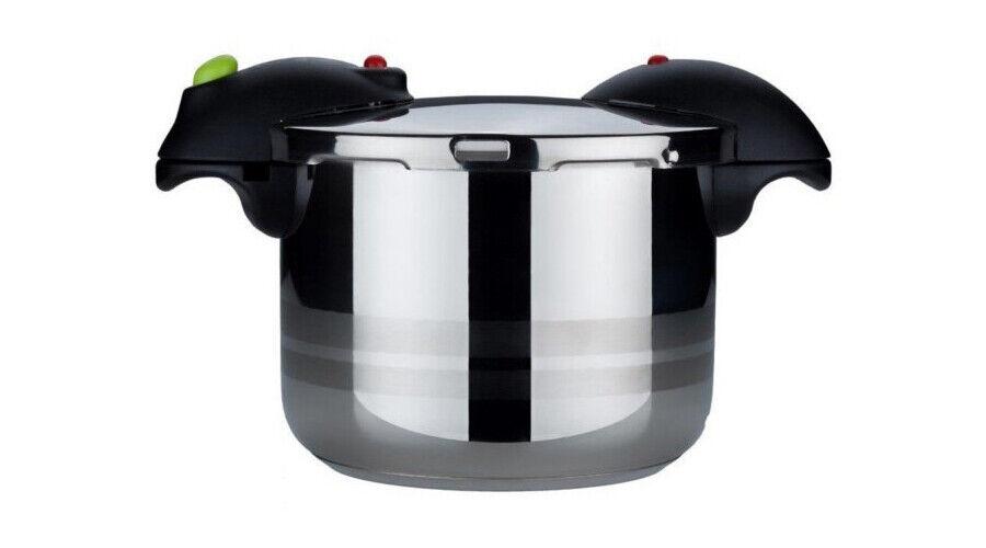 Evinox PRATIK Cuisinière Autocuiseur Induction 18 10 cuisine en acier inoxydable