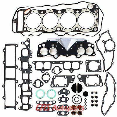 BRAND NEW 81-82 TOYOTA CORONA PICKUP CELICA 2.4L SOHC 22R ENGINE HEAD GASKET SET