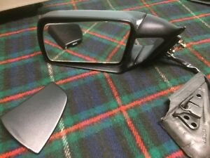 Saab-9000-Left-Driver-Side-Mirror