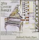 20th Century Baroque (CD, Oct-1994, Cedille Records)