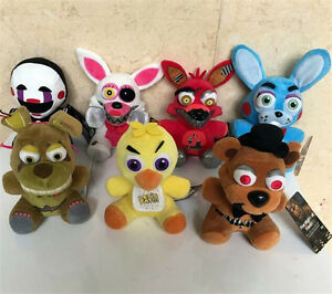 New-Funko-Limited-Edition-Exclusive-FNAF-Five-Nights-at-Freddys-Plush-Toy-Doll