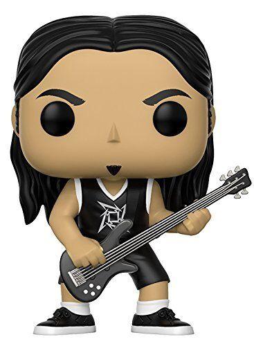 Funko 13809 ROCCE i Metallica Robert Trujillo POP Figura in vinile