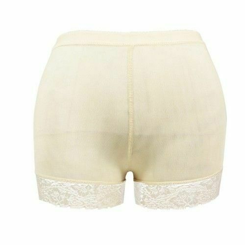 Padded Panty Butt Lifter Control Enhancer Seamless Women Hip Push Up Underwear