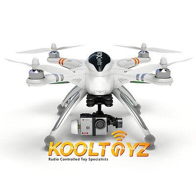 WALKERA QR X350 PRO QUADCOPTER DRONE FPV1 VERSION DEVO F7 + ILOOK+ +GIMBAL