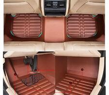 Car Floor Mats Front & Rear Liner Waterproof For Cadillac CTS 4-Door 2008-2013