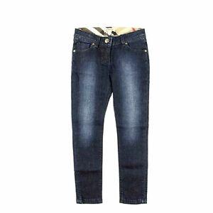 Hugo Boss Montana Jungen Jeans dunkelblau Denim Jungenhose Jeanshose NP €108