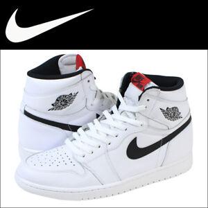 629b326ef2a86c Nike Air Jordan 1 Retro High OG Ying Yang White Black Red 555088 102 ...