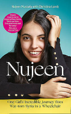 1 of 1 - Nujeen: One Girl's Incredible Journey from War-torn Syria ..AS NEW  LNF798
