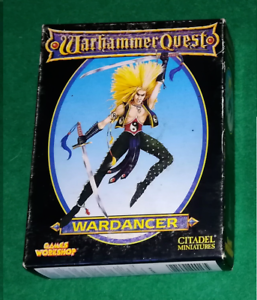 WARHAMMER QUEST - Wardancer - GAMES WORKSHOP