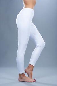 PRAIRIE COTTON 7409 Cotton Stretch ANKLE LEGGINGS Legging S M L XL XXL   2017