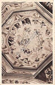 Cartolina-Postcard-Cesena-Santuario-del-Monte-soffitto-1984