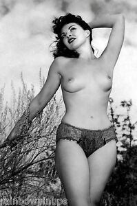 4x6-5-October-1954-PLAYBOY-Playmate-of-the-Month-MADELINE-CASTLE-NUDES