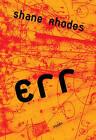 Err by Shane Rhodes (Paperback, 2011)