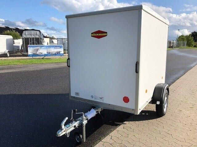 Cargotrailer, Böckmann KT 2113/75 Årg. 2019, lastevne