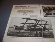VINTAGE..ARMSTRONG WHITWORTH FK10 ..4-VIEWS/DETAILS..RARE! (486M)