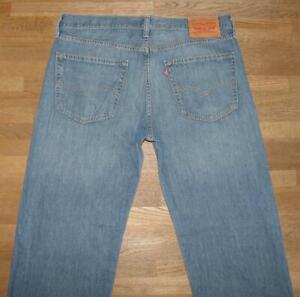 """"""" Levi `S 562 """" D'Homme Jeans / Levis Bleu Jeans en Bleu Env. W33 """" / L32 """""""