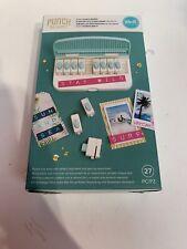 We R Memory Keepers 661599 Word Punch Board Tool Multicolor