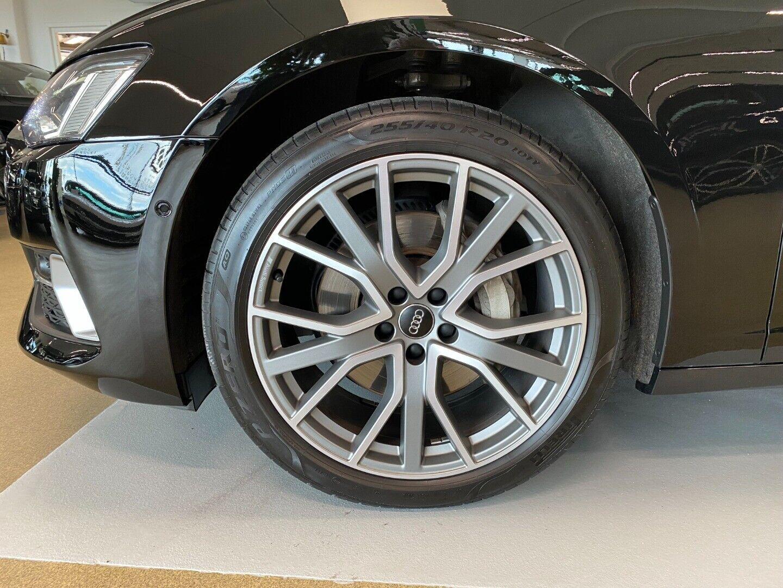 Billede af Audi A6 50 TDi Sport Avant quattro Tiptr.