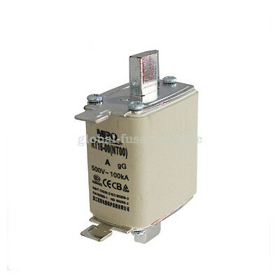 NEW MRO CNL-125A Automotive fuses 125 Amp DC48//AC125 Bolting Connected