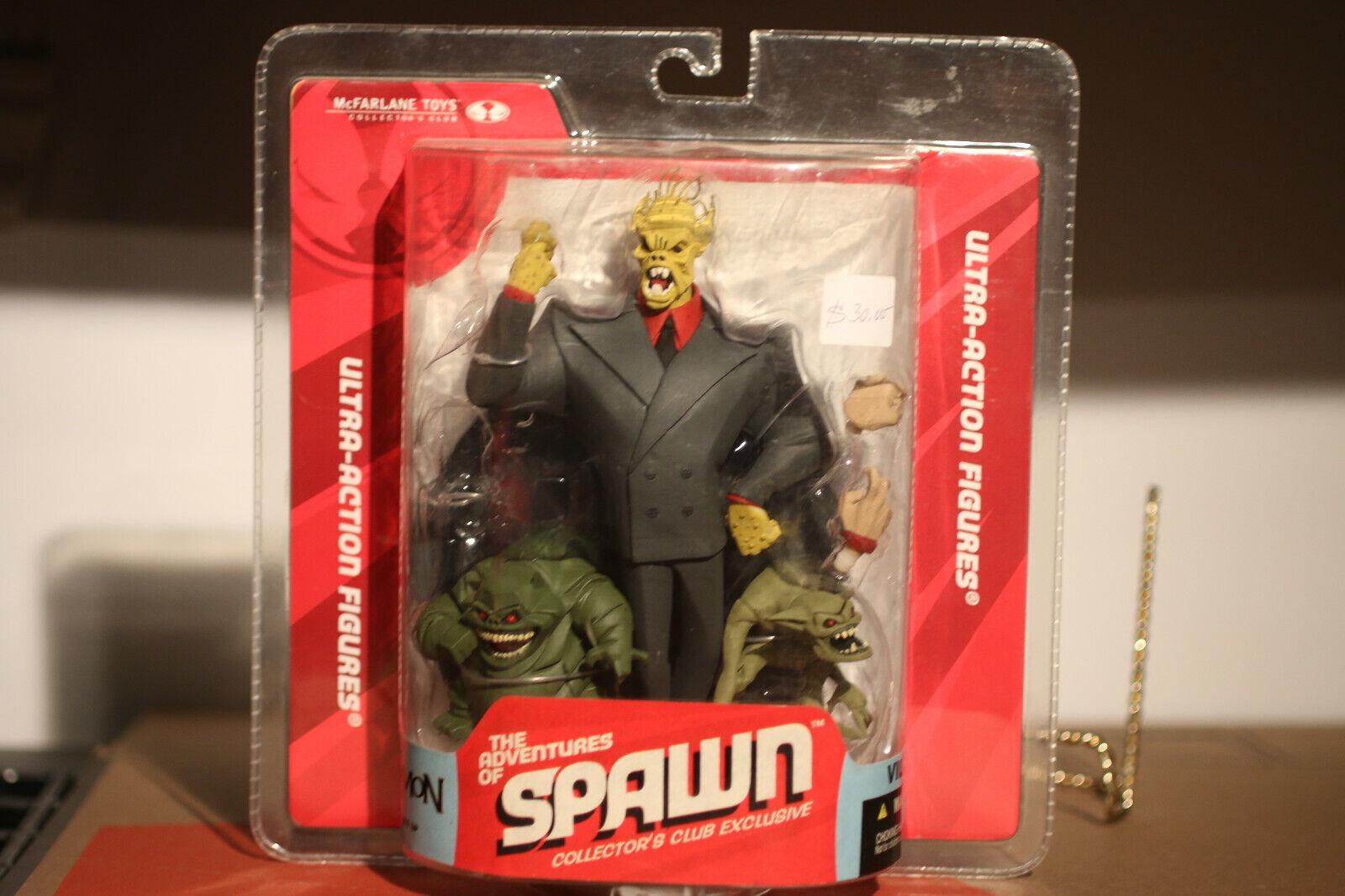 Lord Mammon The  Adventures of Spawn McFarlane giocattoli Collector Club cifra giocattoli  liquidazione fino al 70%