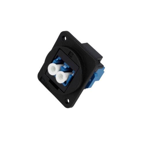 Lichtleiter Verbinder Singlemode Duplex CLIFF CP30213X Steckverbinder SM