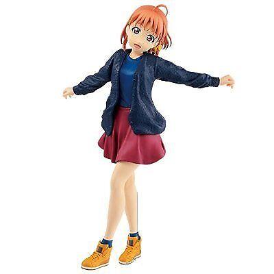 "Banpresto Love Live Chika Takami Exq Figure 8.7"" Moderate Price Sunshine!!"