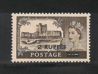 2019 Nieuwe Stijl Oman #63 Vf Mnh - 1955 2r On 2sh6p Castle