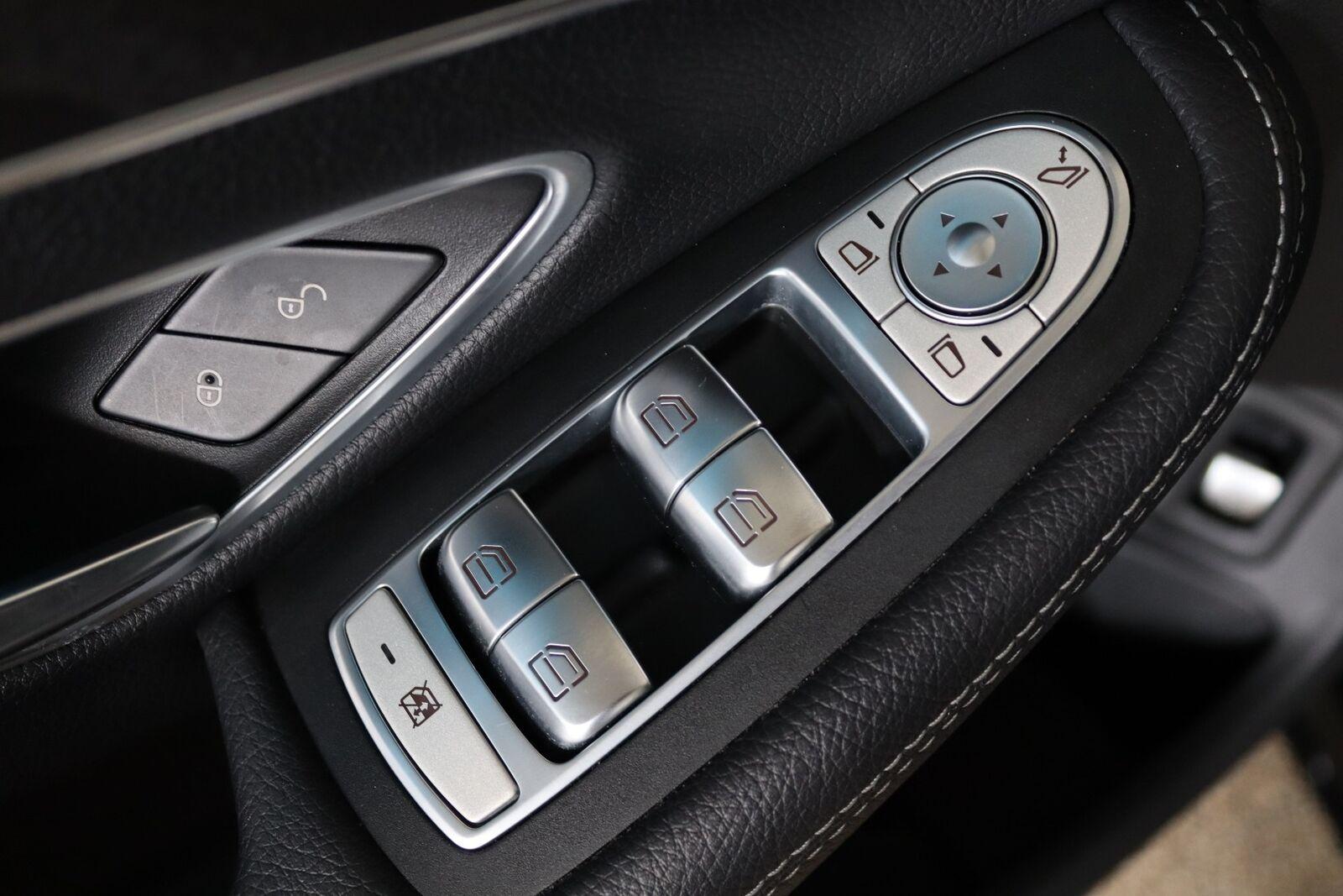 Mercedes C220 d 2,2 AMG Line stc. aut. 4Matic - billede 9
